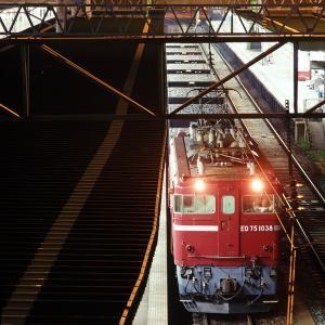 N-Gauge TOMIXホキ800入線(実車写真アリ)