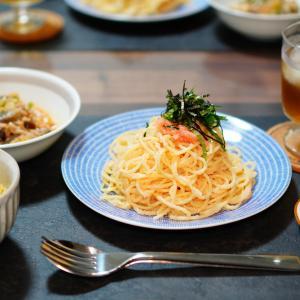 【7月29日】たらこスパゲティ