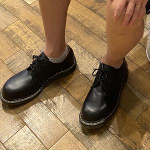 【8月30日】夫氏の靴探しの旅