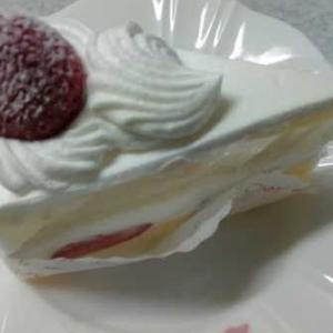 シャノワールのショートケーキ