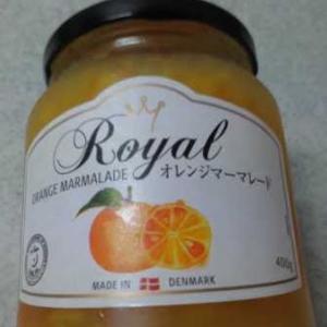 業スーのオレンジマーマレード