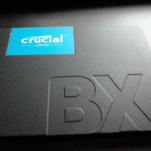 dynabook復活/リカバリーディスクを使ってSSD換装