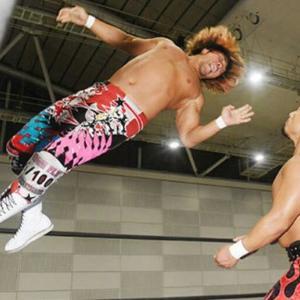 棚橋弘至がビートたけしからのエールを胸に「NEW JAPAN CUP」制覇を誓う!