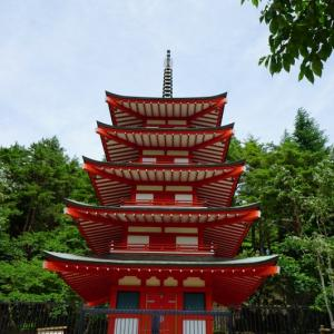 ☆浅間公園忠霊塔④