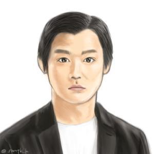 絵:野村くん。神尾さん。窪田くん。