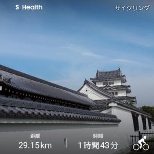2020/10/28 関宿 55.24km