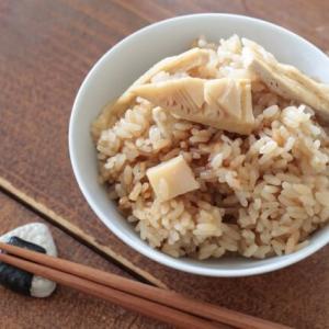 【幼児食】大人から取り分けOK!だし香る基本のたけのこご飯レシピ
