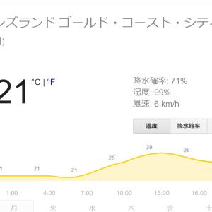 GCでの生活~豪雨編~