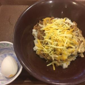 【すき家】新メニュー「きのこペペロンチーノ牛丼チーズおんたまMix」を食べた感想