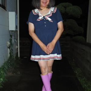 純子はやっぱりブーツ