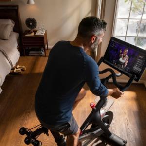 自宅トレーニングとテクノロジーの融合