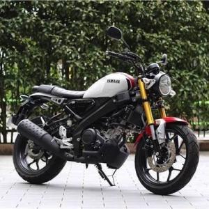 【XSR155】ちょうどいいサイズのネオクラシックバイク 日本未発売 YAMAHA