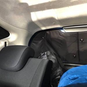 【コンパクトカー】車中泊デビューした友人に話を聞いてみた NISSAN[日産] E12ノート