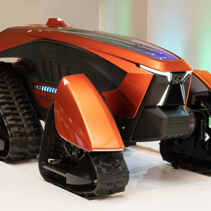 これが未来のトラクター!?クボタがコンセプトトラクターを発表!