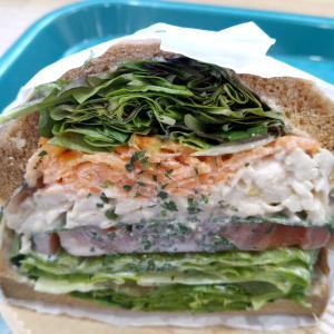 クローン病 サンドイッチがたべたいので名古屋栄のhanayasaiにいってみた説
