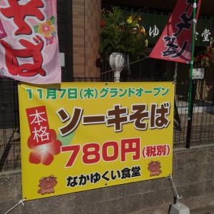 クローン病でもソーキそばがたべたい  愛知県小牧市【なかゆくい食堂】にいってみた
