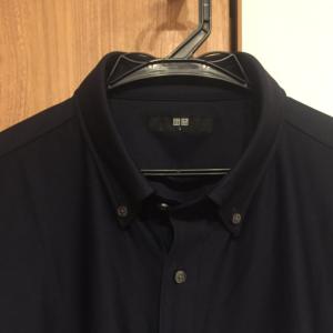 ユニクロのドライイージーケアコンフォートシャツを買ったら最高だった件