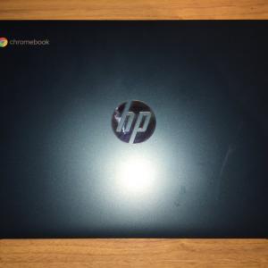 クロームブック初体験!「HP Chromebook 14a」を実際に使ってみた感想をレビューします!