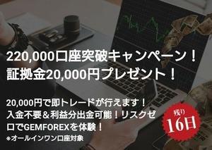 海外FXハイレバ推奨口座☆キャンペーン中☆