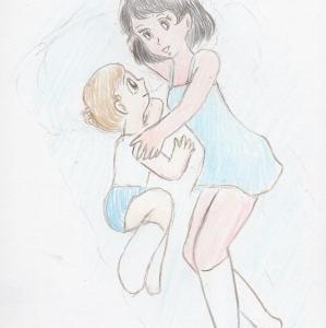 玲子とマルス