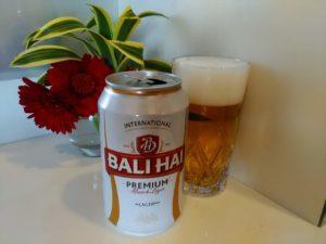 インドネシアのビール BALI HAI