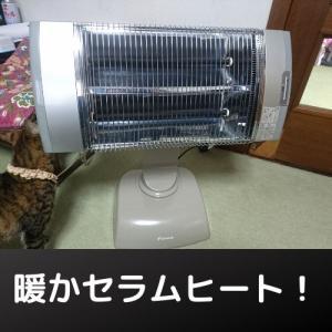 電気ストーブを買うならダイキンのセラムヒートが良い!