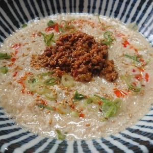 豆乳担々素麺