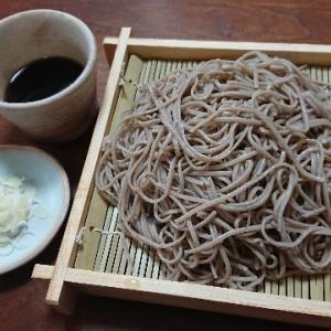 盛り蕎麦(おびなた『信州戸隠池森そば 幸せの十割』)