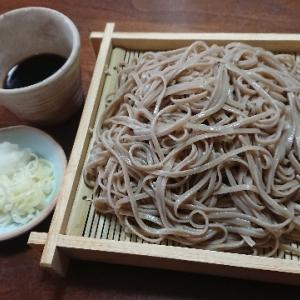 盛り蕎麦(おびなた『信州戸隠池森そば 二八の極み』)