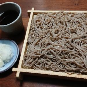 盛り蕎麦(蔵造り蕎麦本舗土谷『そばそうめん』)