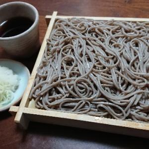 盛り蕎麦(卯月製麺『山形のさがえそば』)
