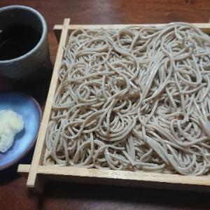 盛り蕎麦(朝日屋食品『会津山都そば』)