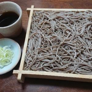 盛り蕎麦(山本かじの『元祖十割そば』)』