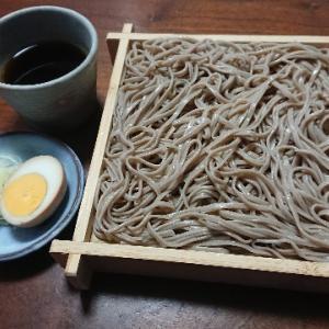 盛り蕎麦(信州ほしの『信州田舎そば 小諸七兵衛』)