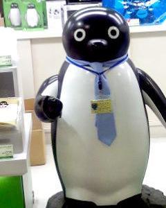 ペンギンが好きすぎ問題。【Suica編】