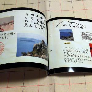 【写真整理】夏休みの自由研究をフォトブックに作り替えました!