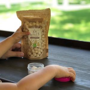 1歳さんの安心おやつ #1  原材料は玄米だけの無添加おかし