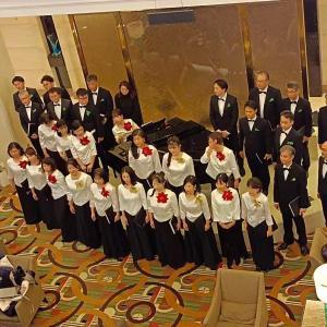 上海コールプラタナスミニコンサートin花園飯店 2020