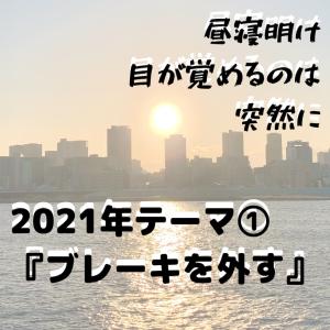 【2021年 テーマ①「ブレーキを外す」】