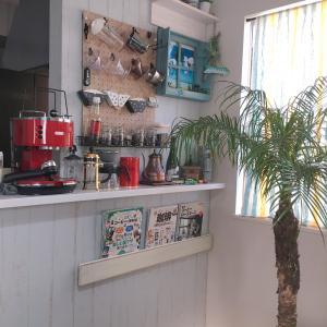 家にカフェ空間を作ろう 〜DIYで自宅にコーヒーコーナーを〜