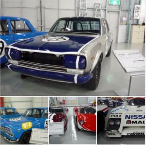 日産自動車は、日本におけるモータースポーツのパイオニアの1社 🚙