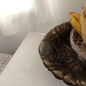バナナをヒョウ柄に育てる。