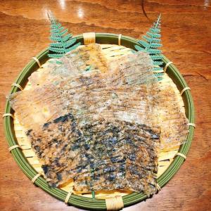 湘南の宝石生シラスの自家製タタミイワシ♪漁師の浜焼 あぶりや ららぽーと湘南平塚店