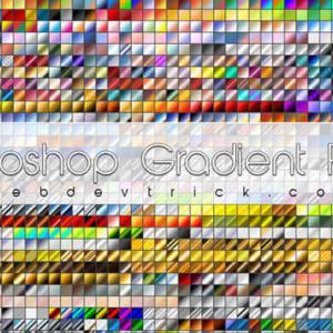 【無料】Photoshop用グラデーションパック4000種セット【2019年度永久保存版】