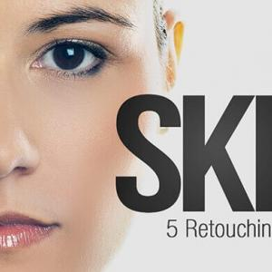 【無料】肌の質感を美しく!スキンレタッチPhotoshopアクションセット5選【時短】