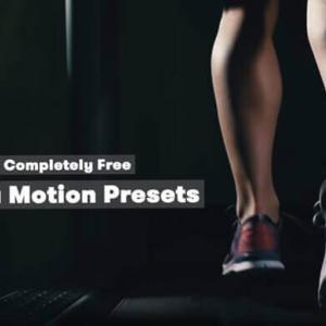 【無料&商用可】手ブレを意図的に作り動画に臨場感を!15種のカメラシェイクプリセット【AfterEffects&Premiere対応】