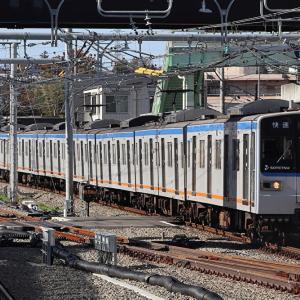 11月中に引退する新7000系、本線で活躍する10000系・12000系を撮る! in西谷駅