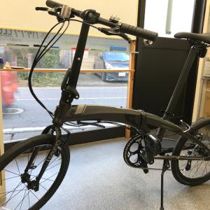 営業用の自転車を新しくしました
