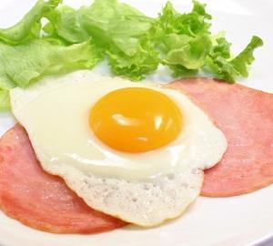 卵料理でタンパク質・基礎代謝が下がらないようにする