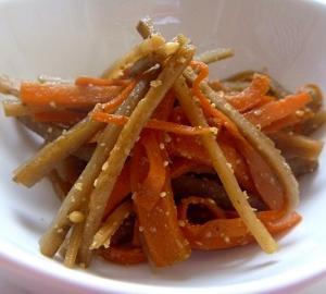 ゴボウの食物繊維・イヌリンが中性脂肪を減らす